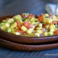 fiery fruit salsa